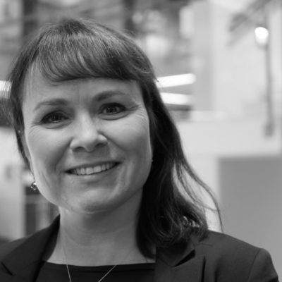 Marianne Fedde Liland - prosjektleder