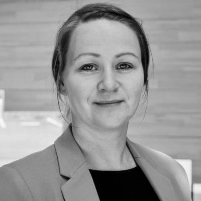 Therese Oppegaard Prosjektleder