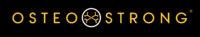 Osteo Strong Horizontal Logo Yellow White