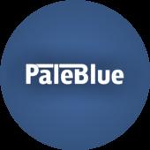 Pb Icon Blue Round