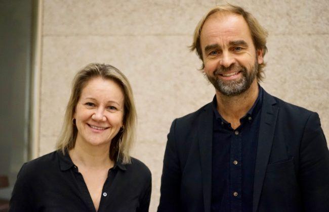 Marthe Dyrud Og Jan Holm Nett