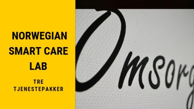 Norwegian Smart Care Lab Pakker