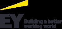 Ey Logo Beam Tag Horizontal Rgb Off Black Yellow