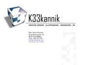 Logo K33Kannik